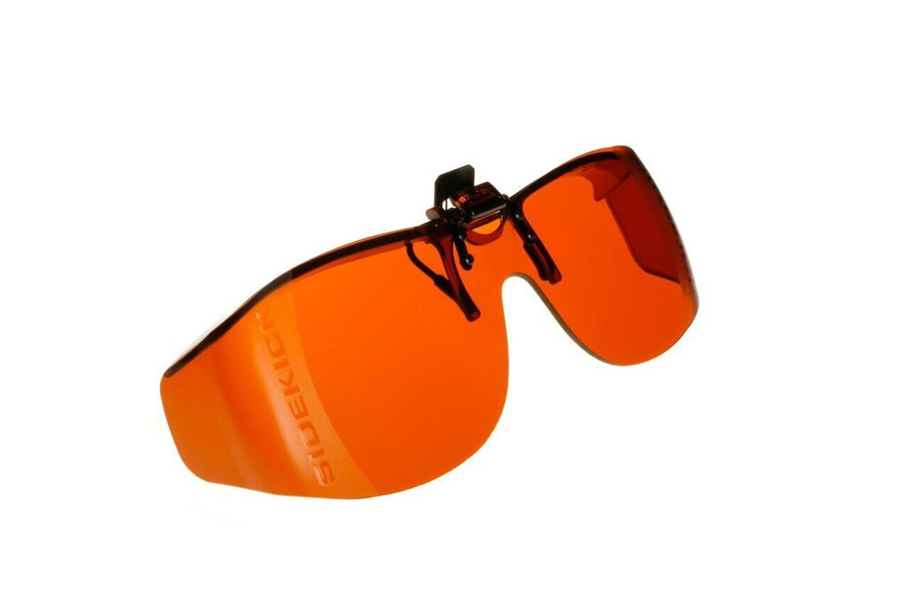 Cocoons Sidekick donker oranje