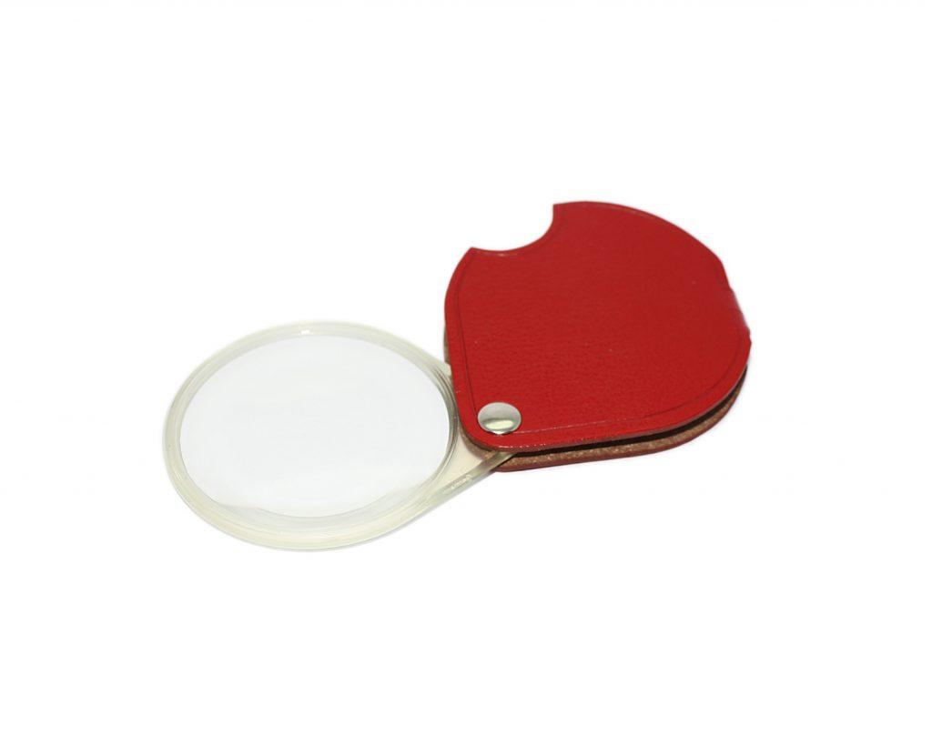 Schweizer pocket magnifier