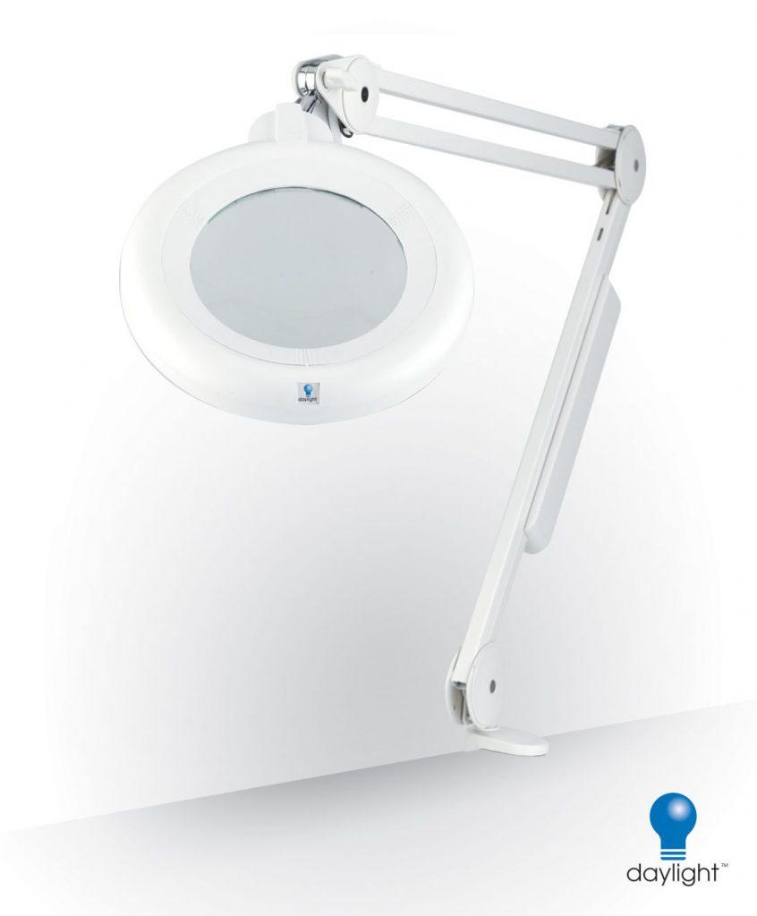 Daylight Slimline loeplamp LED