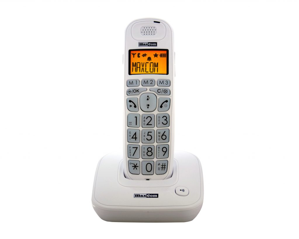 Maxcom MC6800 Dect wit