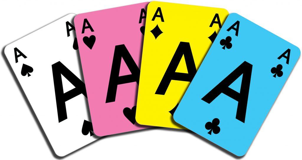I catcher speelkaarten