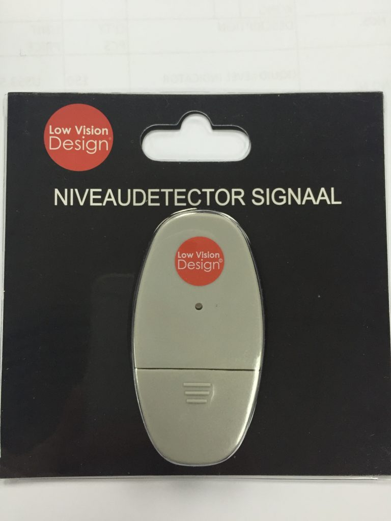 Niveaudetector signaal
