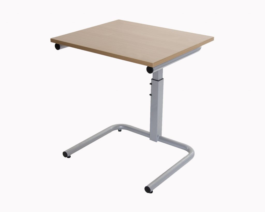Comfort tafel voor beeldschermloep