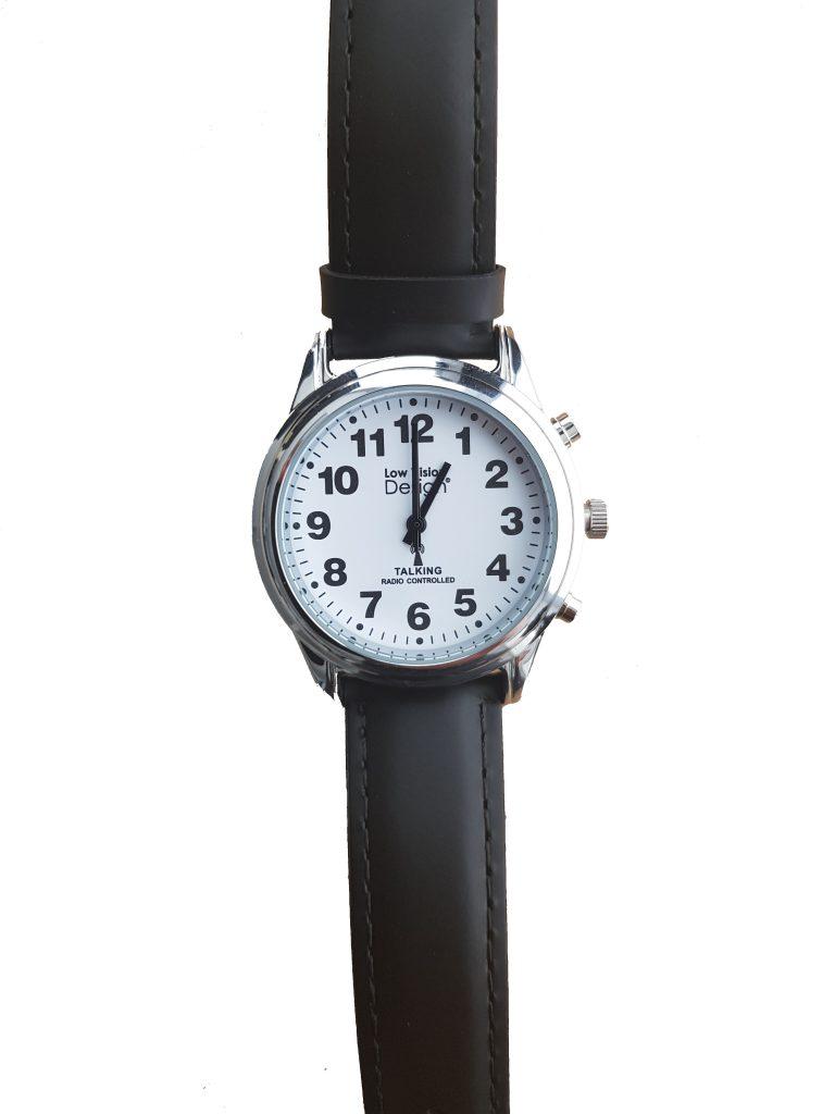 Nederlandssprekend Atomic unisex horloge met herenstem versie 2.0