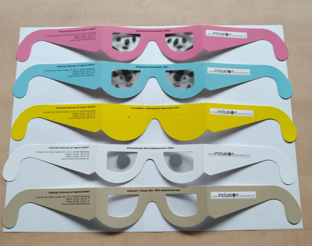 Simulatiebrillen