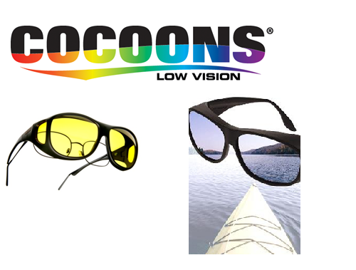 Cocoons Low Vision brillen